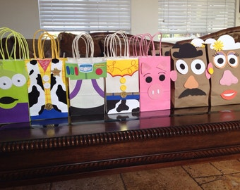 Toy Story bags