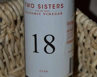18 Year Balsamic Vinegar