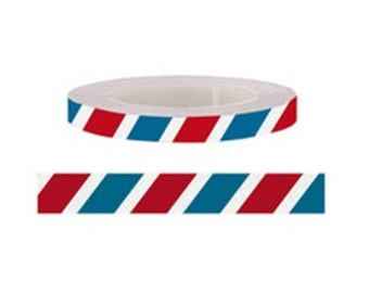 6 mm Air Mail Washi tape