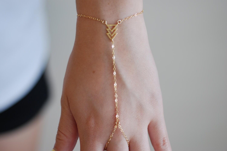 Etsy Chain Bracelet Chain Bracelet,chevron