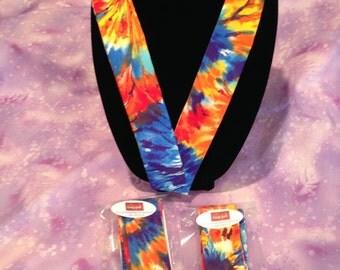 Neck Chillers - Tie Dye