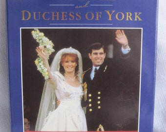 Their Royal Highnesses The Duke and Duchess of York