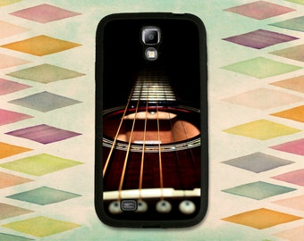 Cool Perspective Guitar Case For The Samsung Galaxy S4 or S5