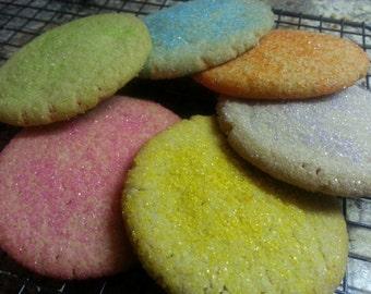 Spring Snickerdoodle Cookies 1 Dozen Gourmet