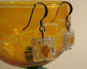 3060 - Earrings Murano Glass