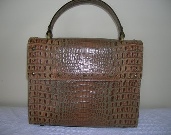 Vintage Donald Pliner Couture Kelly Style Bag