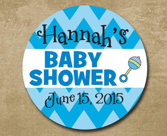 baby shower stickers personalized boy baby shower stickers baby