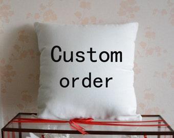 Custom Pillow Cases Malaysia