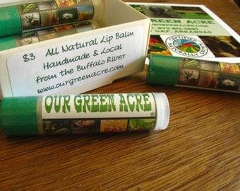 All Natural Bees Wax Lip Balm