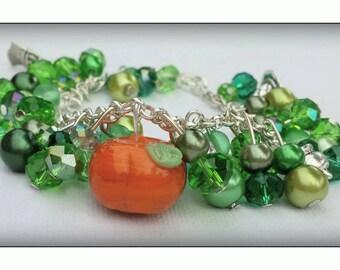 Samhaim/halloween bracelet