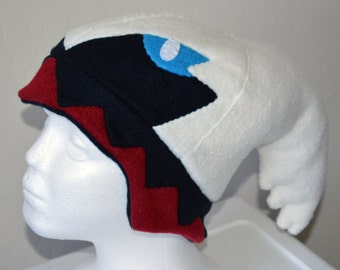Darkrai Pokemon Fleece Hat with Earflaps