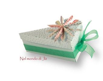 "Box door confetti ""Cake 1"""