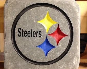 Pittsburgh Steelers Garden Stone