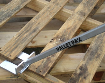 Pallet Strip Down Disassembly Tool For Pallet Projects