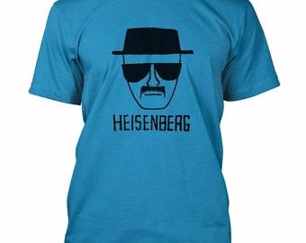 Heisenberg T-shirt Breaking Bad fan funny Tee Shirts S-3XL