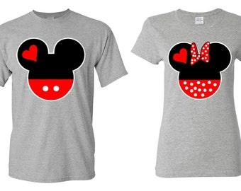 Cute Couple Shirt Design Images