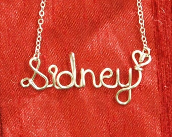 Sidney  necklace