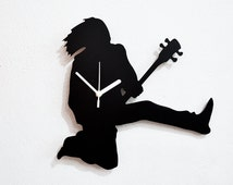 Unique Bass Silhouette Related Items Etsy