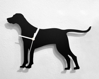 Vizsla Dog - Wall Clock