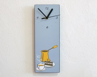Turkish coffee - Kitchen Wall Clock