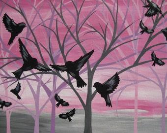 Joy at Sunset - fine art print