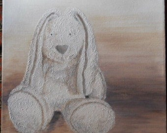 Toy portraits! A gorgeous gift to immortalise your little one's favourite friend
