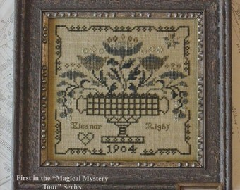 "BLACKBIRD DESIGNS ""Eleanor Rigby and Sweet Baby"" 