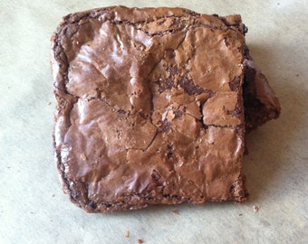 Chocolate Brownies (Box of 4 or 9 squares)