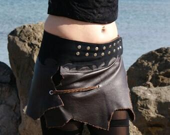 skirt short vaudoo free shipping!