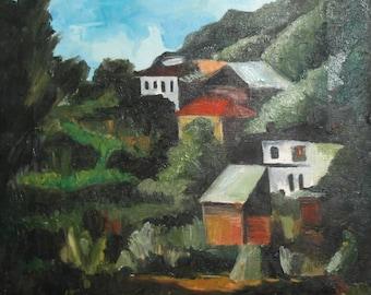 European art oil painting landscape
