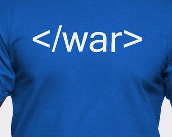 End War T-Shirt