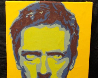 Gregory House Pop Painting