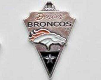 Denver Broncos Charms