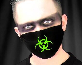 GodEmperor 23 Cyber Raver Surgical Mask