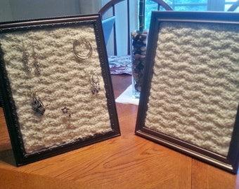 Crochet Earring Frame