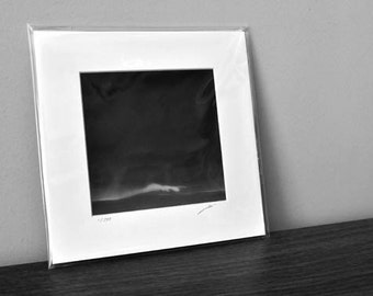 "Signed, numbered and limited edition photography. ""The sea in a square collection"""