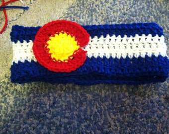 Colorado Headband, various sizes available