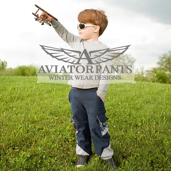 Aviator Pants, knit cargo pant or short with triangle details and optional cuff, size 18m-14year