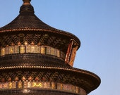 Photo of the Temple of Heaven, Beijing, China, by Forrest Anderson.