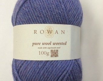 Rowan Pure Wool Worsted Machine Washable Yarn - Berton 00147