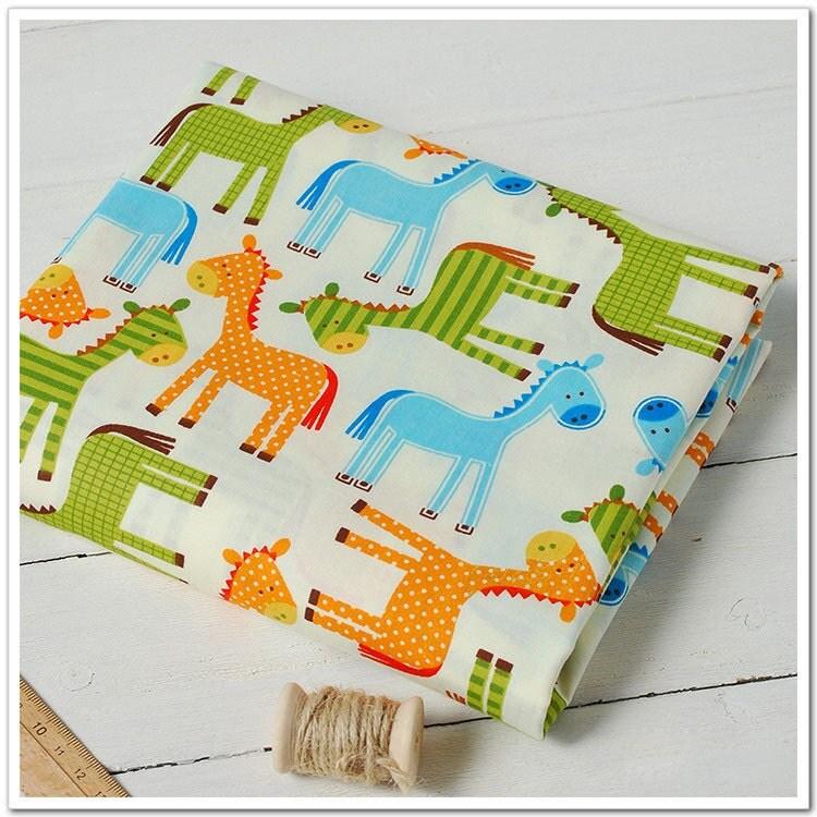 Children decor fabric little children fabric cotton fabric for Children s home decor fabric