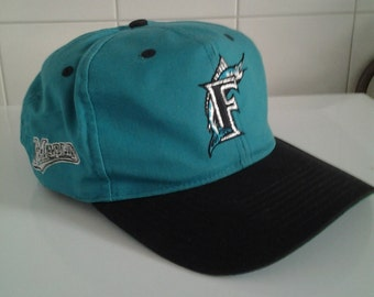 Florida Marlins Vintage Hat Cap,basebal cap,marlins
