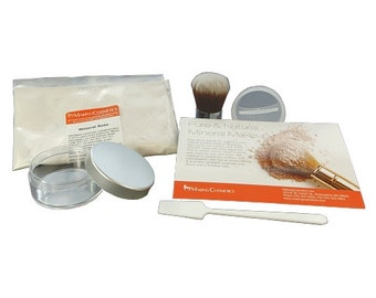Pure & Natural Mineral Makeup Kit