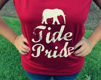 TIDE PRIDE / ALABAMA / Tanktop
