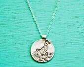 unique PEACOCK NECKLACE, silver peacock pendant, simple peacock jewelry, silver Peacock Necklace etsy peacock jewelry boygirlparty