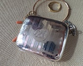 Sterling Silver Coin Purse - Hallmarked Birmingham 1916