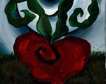 Healing the Divine Feminine - 8x10 fine art print