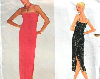 UNCUT CHRISTIAN DIOR Evening Dress Bust 38