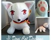 Prussia Cat Plush