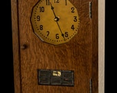 Stickley Style Mantle Clock